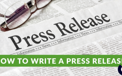 Write an effective press release to promote your business for free